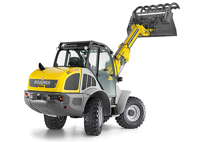 Tele wheel loader 8095T