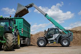 The new telehandler KT429