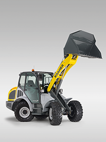 Kramer - The company, Wheel Loader 8085
