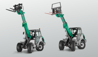 Kramer Telescopic Wheel Loaders